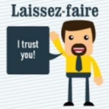 Laissez-Faire Leadership > Leadership Techniques | @allison | MrOwl