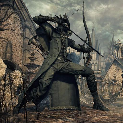 simon s bowblade new trick weapons bloodborne chaseosburn mrowl