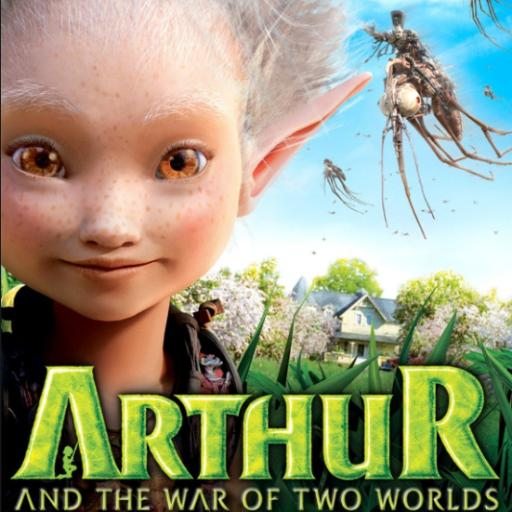 Arthur And The War Of The Two Worlds Jimmy Fallon Greensquall Mrowl