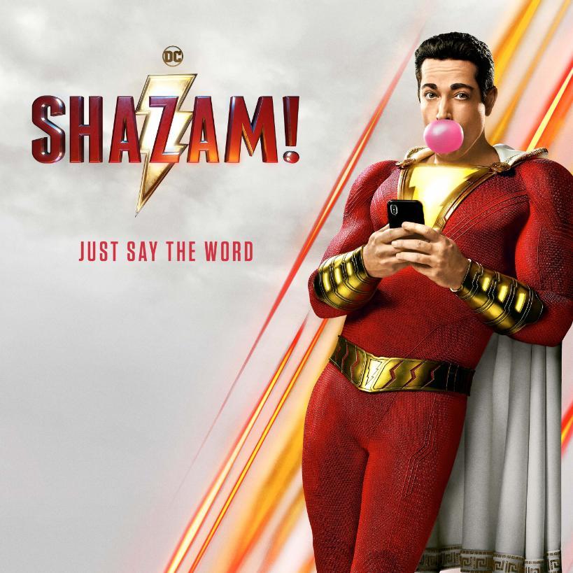 Shazam! (2019) Fan Poster by CAMW1N on DeviantArt