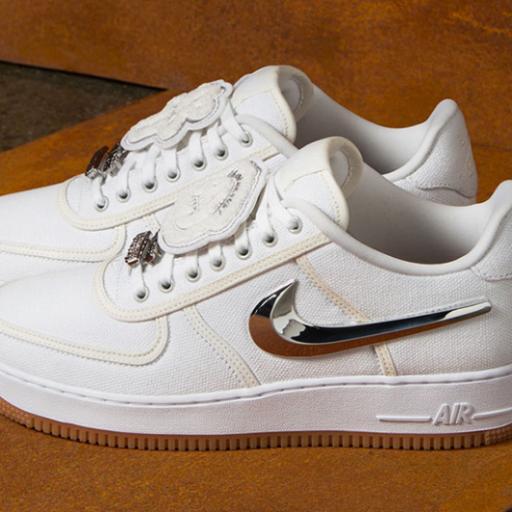 pretty nice ce54d 8113f Travi$ Scott x Nike Air Force 1 Low > Nike   @isabellet   MrOwl