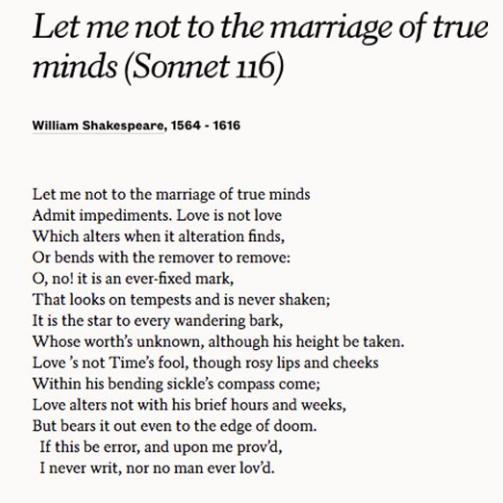 sonnet no 116