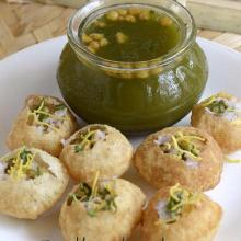 Pani puri snack items indian cuisine prithvic mrowl pani puri forumfinder Images